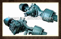 HOWO double drive axle