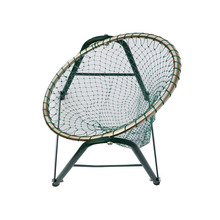 golf equipment hitting target practice net with Steel Frame PE Net