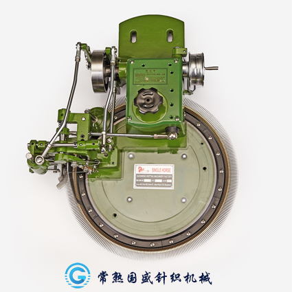 automatic linking machine sales, textile machinery manufacturer(guosheng)