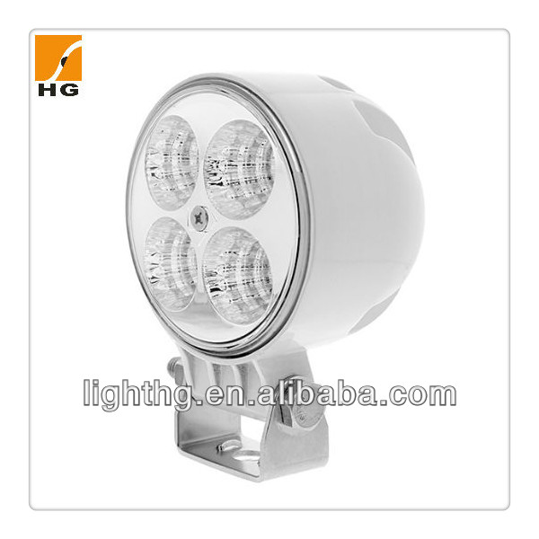 12w LED Mini Auxiliary Work Light Flush Mount HG-810-12 Off Road Led Driving Lights