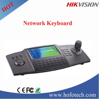 HIKVISION keyboard HFKB-1100KI, DVR controller keyboard,mini portable dvr with monitor