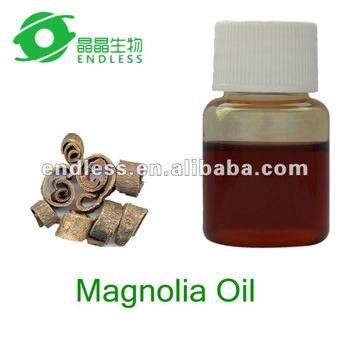 100% Pure and Natural Magnolia Oil for Cometic Products