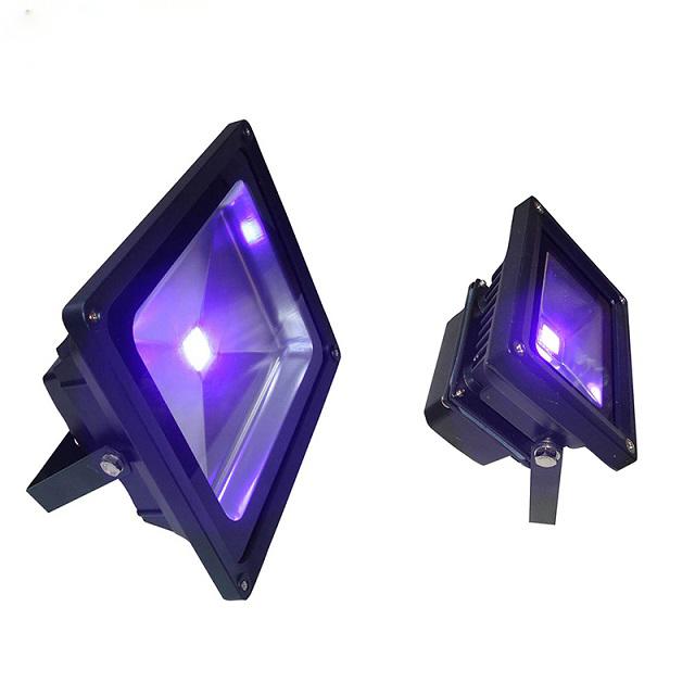 10w 20w 30w 50w UV Glue Curing High Power UV led 395nm 365nm Floodlight UV lamp
