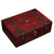Wholesale vintage chinese style fancy wooden box /gift box accept custom