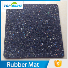 China factory wholesale 100% new qualified interlocking mat tiles rubber floor