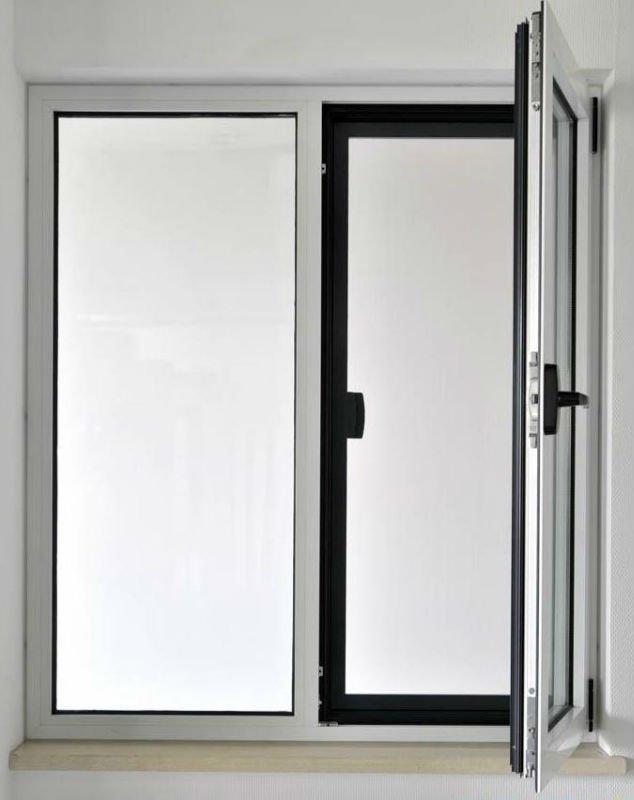 New window style aluminum alloy window balcony blinds for Latest window style