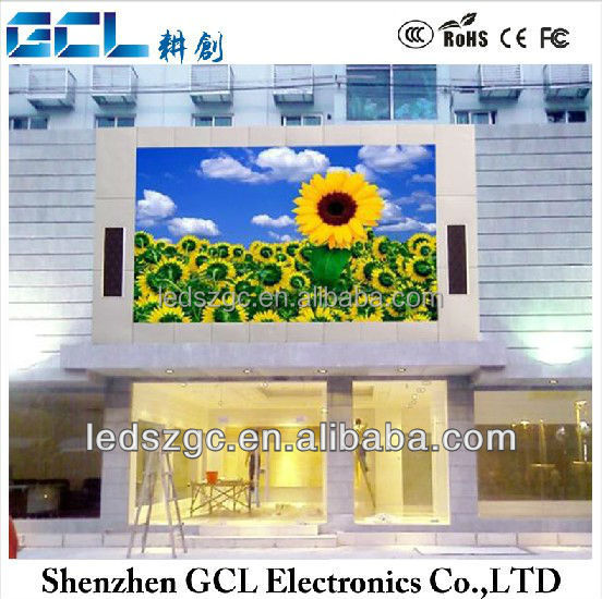 china sexi video P10 indoor panel led display /led video wall p10 outdoor
