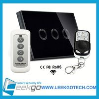 Wholesale Smart Remote Control led light mirror touch sensor switch