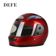 Best price abs red full face motorcycle helmets