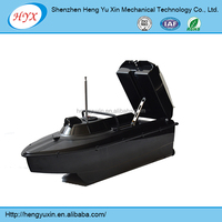 2015 hot product high speed RC Boat, fishing bait boat with 8 years experience