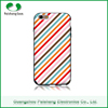 Colorful Choies Custom Stripe Star Cartoon Animal 3D Waterproof Cell Phone Case Back Cover for iPhone 6 / 6s Plus
