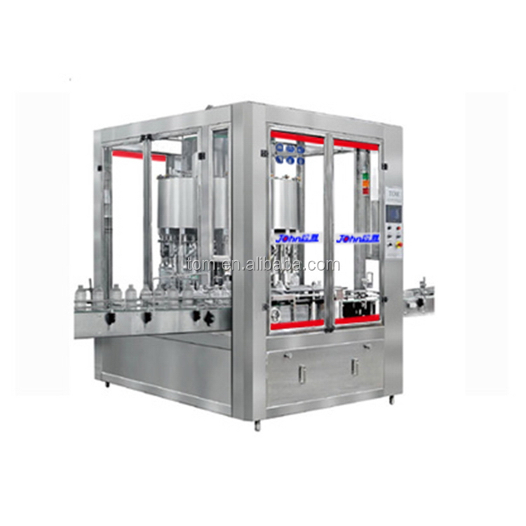 Low energy waste best-selling automatic liquid shampoo filling machine