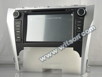 WITSON SPEICAL CAR KIT FOR TOYOTA CAMRY 2012 with iPhone ready