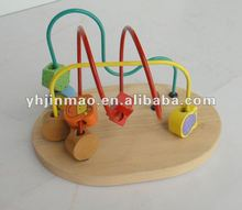 2015 newest wire labyrinch baby maze games 6016