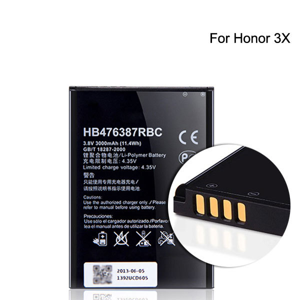 cell Phone Battery for Huawei honor 3x b199 g750 3xpro