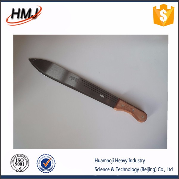 Carbon steel blade Africa cane knives