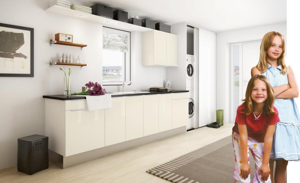 hochglanz angepasste moderne k chenschrank schr nke. Black Bedroom Furniture Sets. Home Design Ideas