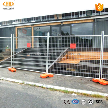 High standard security construction Australia temprary fence
