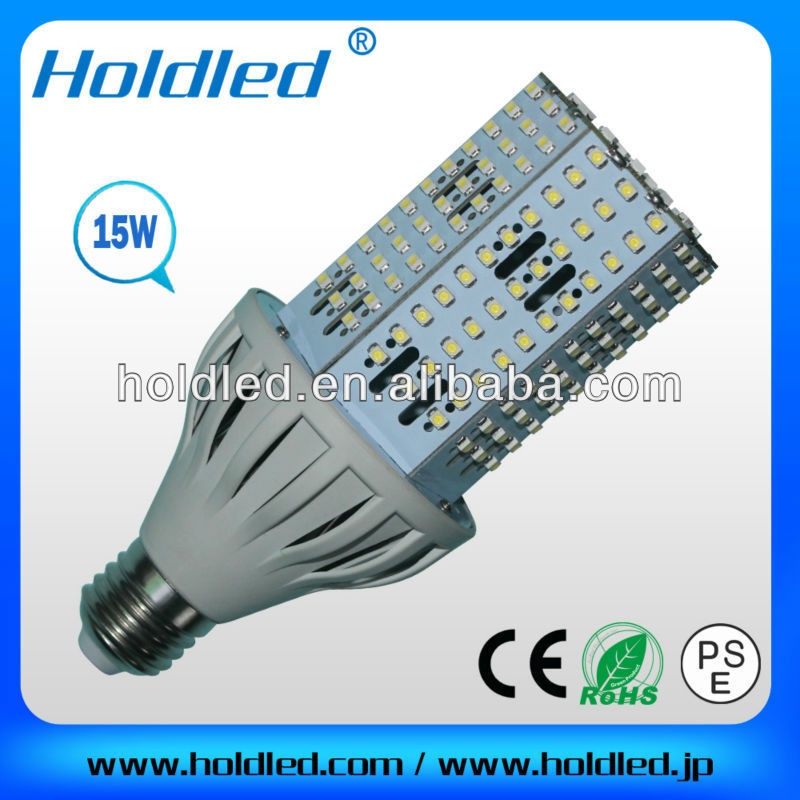 2014 new product 15w led corn light Meanwell driver