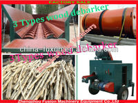 High Efficiency!!Mobile log skinned machine/ring type wood barking machine/wood log barker