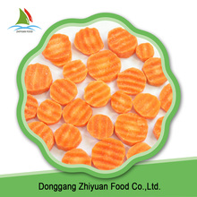 Good quality superior bulk delicious fresh frozen carrot on sale