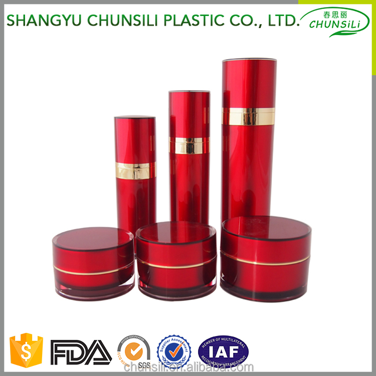 New Style Environment-Friendly Arcrylic Cosmetic Container Set