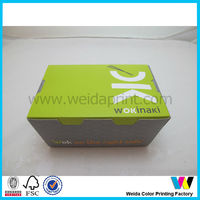 China High Qulity Customized Paper lunch/fast food boxes