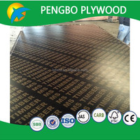 Phenolic Paper Film Faced Plywood 18mm