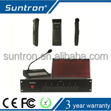 SUNTRON Interpreter Console Wireless Interpretation Equipment Simultaneous Interpretation Equipment