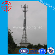 China Mobile Company Communications Steel Tower