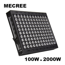Explosion Proof Waterproof High Power Shenzhen COB Outdoor Volleyball Court RGB 100W 150W 200W 300W 400W 1000W LED Floodlight