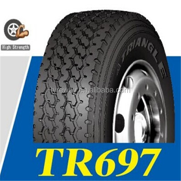 385/65r22.5 triangle truck tire tr692, tr697