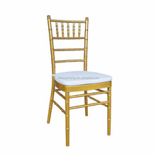 fengsheng wholesale price hot sale metal chiavari chair for event