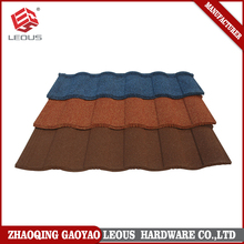 Colorful Sand Coated Metal Roof,Stone Coated Metal Roof Tile