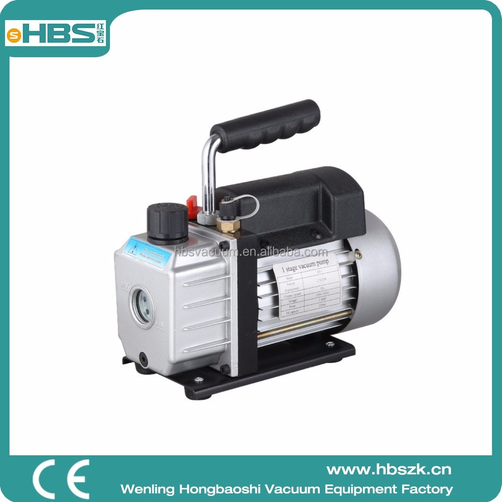 HBS Rotary Vane high pressure sucking vacuum pump