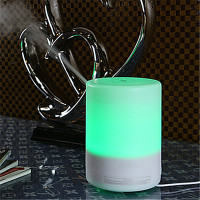 2015 hot sale designed 300ml rainbow aroma diffuser with colorful or warm white LED