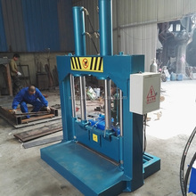 Accurate and high quality guillotine cutter rubber cutting machine for industrial use , completely designing internally