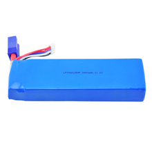 11.1V 3400mAh 40C lithium battery for Car jump starter, RC Car, RC Airplane