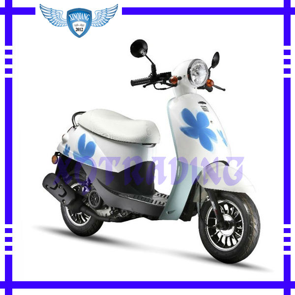 EEC Gas Scooter 50XQ-41L