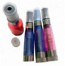 useful electronic cigarette accessory ce4 silica nozzles with hole to keep drip tip clean