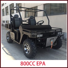 2016 new model 800cc UTV 4x4 utility vehicle side by side 4x4 big power EPA