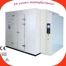 Products test and drug storage usage large capacity environmental stability test room with stable temperature humidity