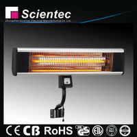 AH18CW Safety Heater Wall Mounting