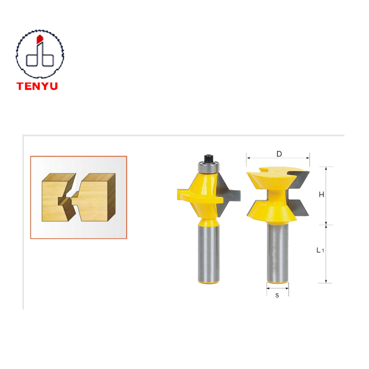 Danyang manufactory high quality woodworking router bits