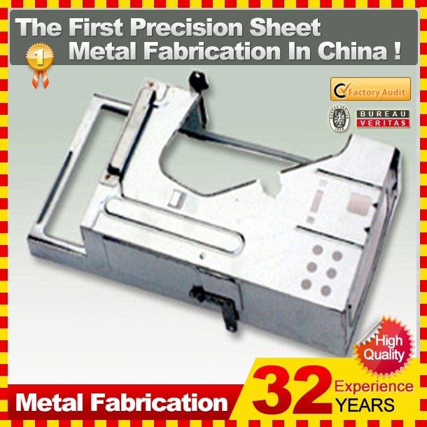 custom stampings 1mm stainless steel sheet metal fabrication,China factory with 32-year experience