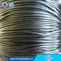 professional manufacture 2mm coloured waxed twine for Jewelry