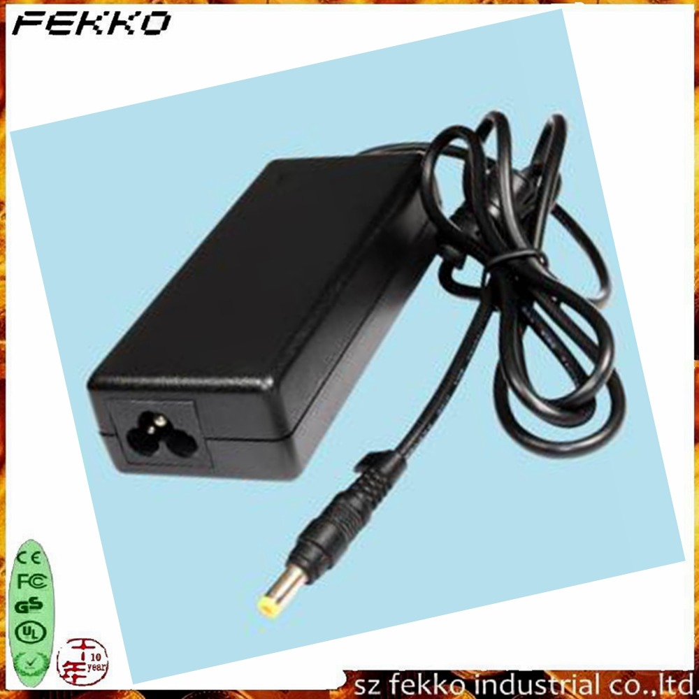 output 90w 12v 7.5a plastic cases laptop desktop type ac power adapter