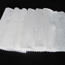 China Textiles Wet Wipes Raw Material 40gsm Spunlace Nonwoven