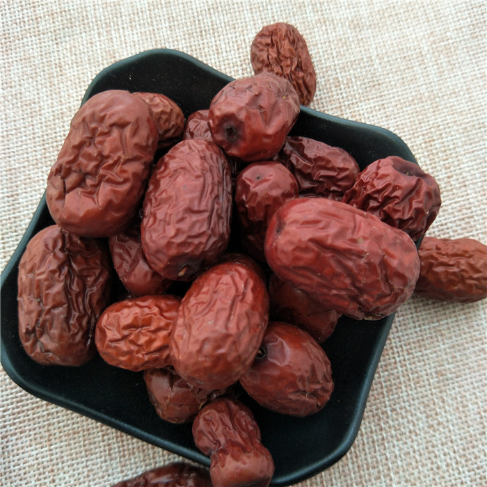Zao Chinese xinjiang wild dried red dates/jujube fruit for sale