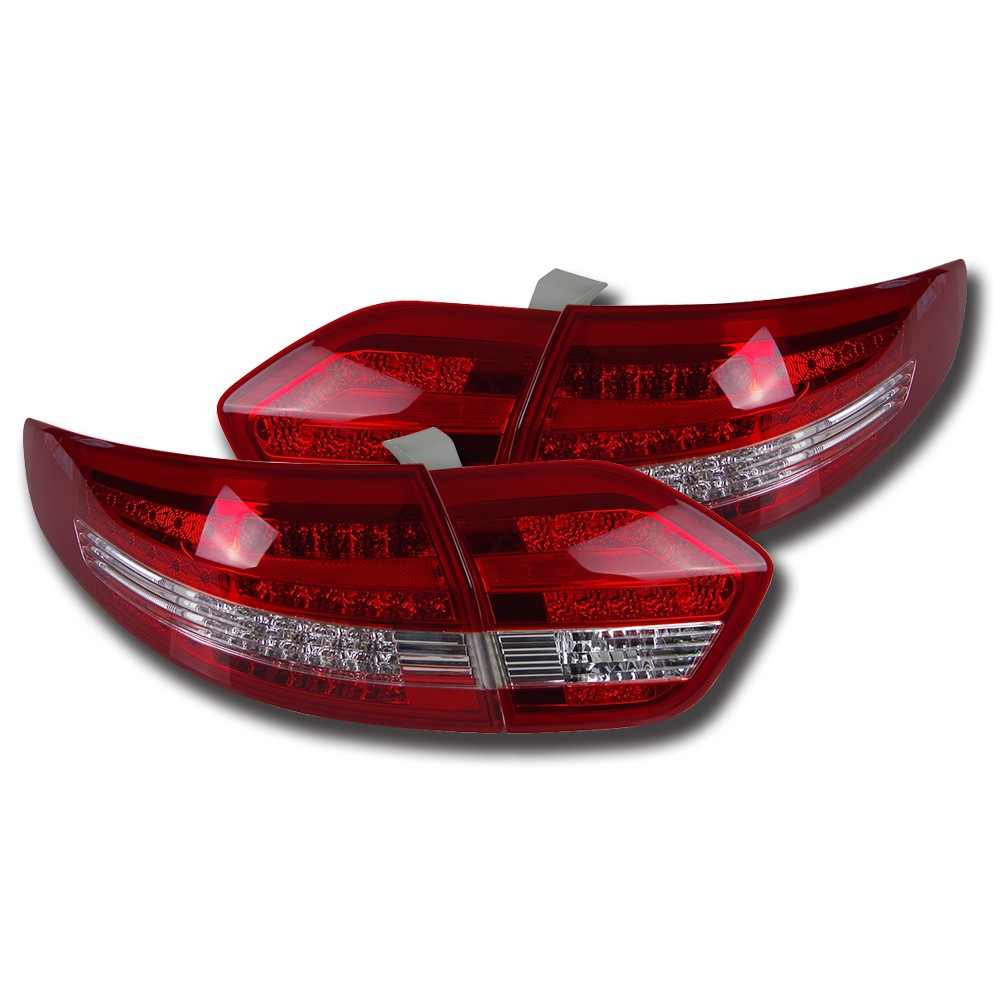 NightEye Car Styling for Renault Fluence LED Tail Lights 2010-2014 Tuning Car Accessories